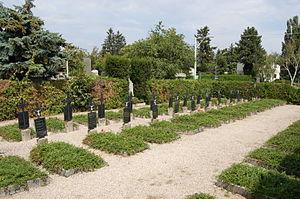 Döbling Cemetery - Döbling nuns' section