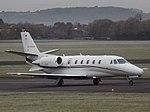 D-CGMR Cessna Citation 560XLS (25299460699).jpg