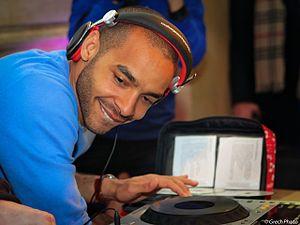 DJ Mehdi - DJ Mehdi in February 2011