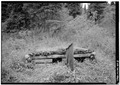 DOG HOUSES (5' x 7' negative) - Pearson Cabin, near Toklat River, Cantwell, Denali Borough, AK HABS AK,23-MCKIN,3-8.tif