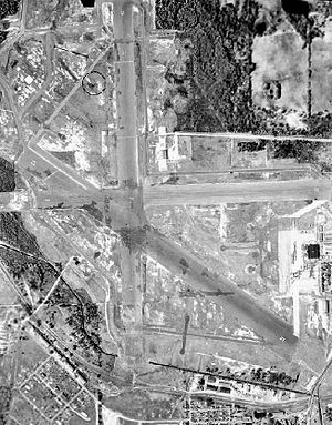 Dale Mabry Field - 1949 airphoto
