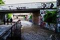Dalejský potok, pod rampami u Barrandovského mostu (02).jpg