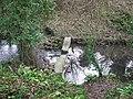Dam, Wannock Glen - geograph.org.uk - 1134045.jpg