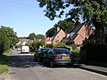 Damerham, modern housing - geograph.org.uk - 1485006.jpg