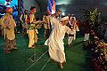 Dancing Devotee - Evening Function - Rawatpura Sarkar Ashram - Chitrakoot - Satna 2014-07-05 6872.JPG