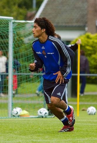 Daniel Chávez - Image: Daniël Chavez