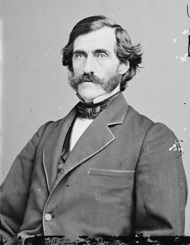 Daniel Clark 1809-1891 - Brady-Handy