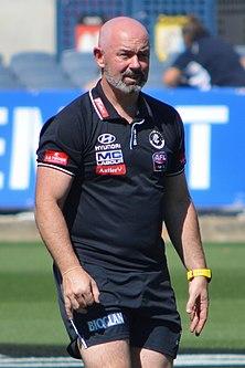Daniel Harford Australian rules footballer, born 1977