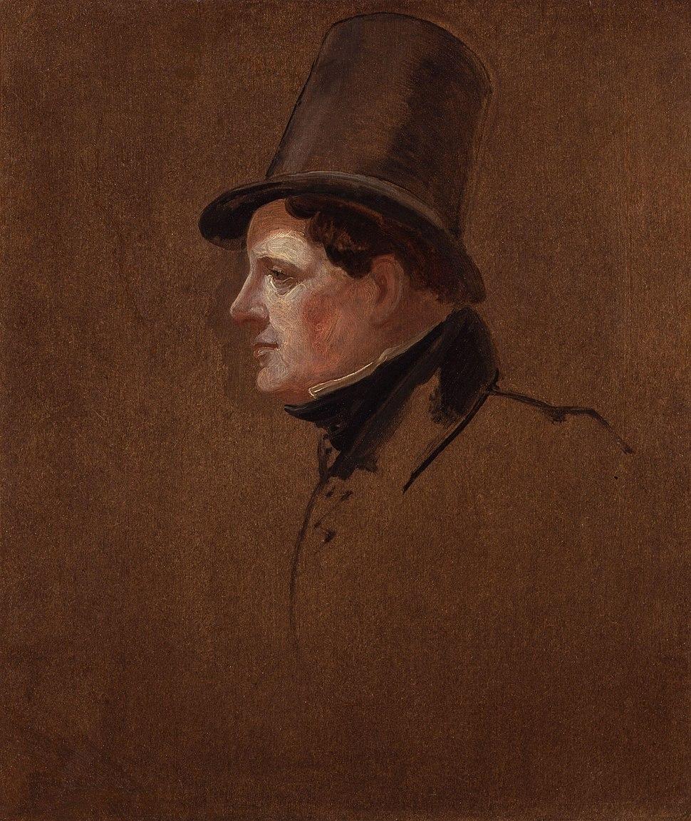 Daniel O'Connell by Sir George Hayter