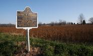 Daniel Voorhees historical marker