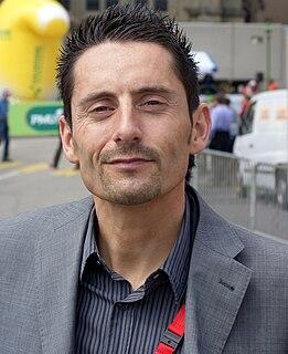 Daniel Atienza road bicycle racer