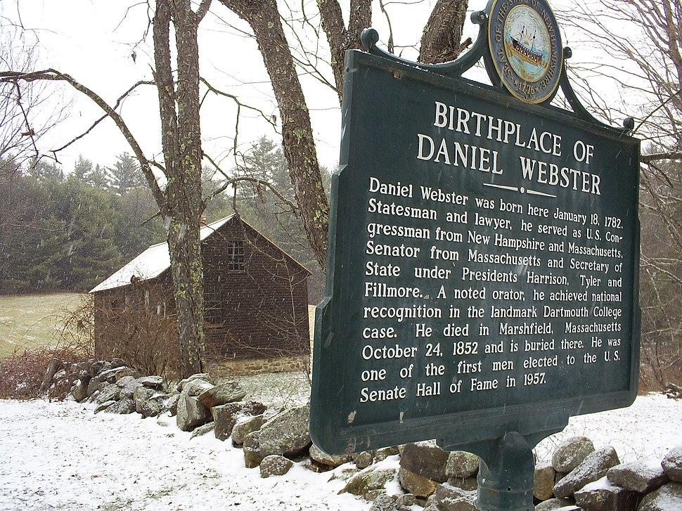 Danielwebsterbirthplace