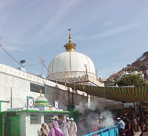 Ajmer -  Ajmer Sharif Dargah
