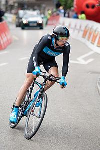 Dario Cioni - Tour de Romandie 2010, Stage 3.jpg