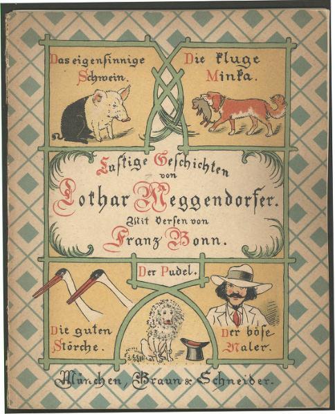 File:Das eigensinnige Schwein etc.djvu