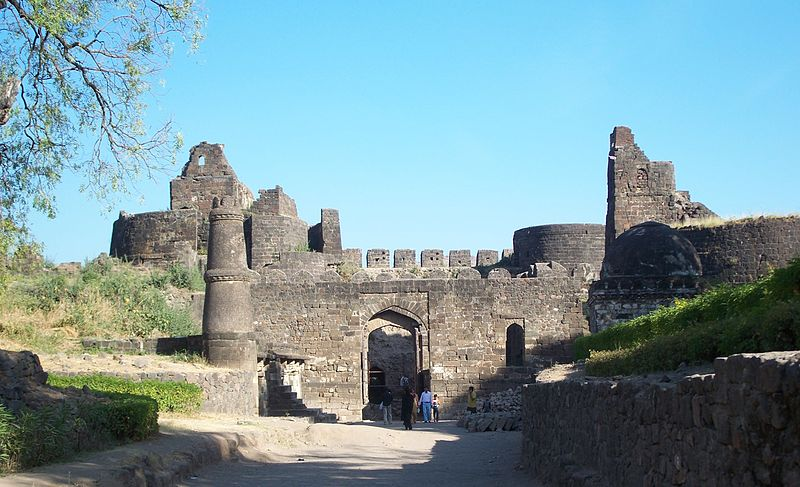 Daulatabad Fort, Places To Visit In Aurangabad