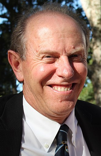 Black armband protest - David Coltart, who suggested the wearing of black armbands.
