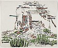 David Milne-German Pillbox at Messines.jpg