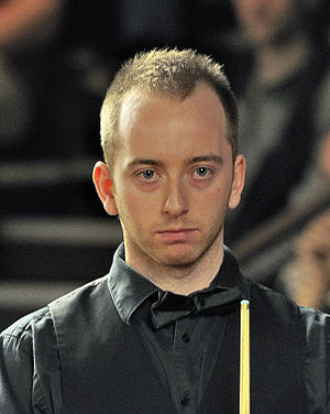 David Morris (snooker player) - David Morris at the 2014 German Masters