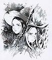David Revoy - Pepper&Carrot - October Ink Artworks 2017 (week 1) - Divided.jpg