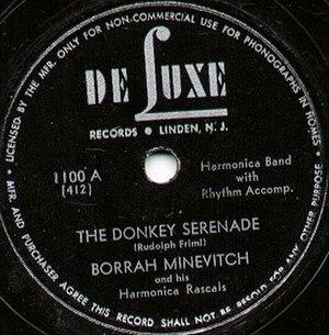 De Luxe Records - Image: De Luxe Record