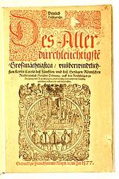 Constitutio Criminalis Carolina (printed edition 1577)