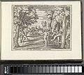 De Lupercalia en de gevangenneming van Remus Fratribus pani lupercalia Amulium aducitur (titel op object) Leven van Romulus en Remus (serietitel), BI-1937-0095-4.jpg