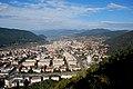 Dealul Batca Doamnei, Muntele Cozla.JPG