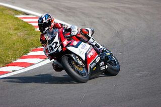 Dean Ellison British motorcycle racer