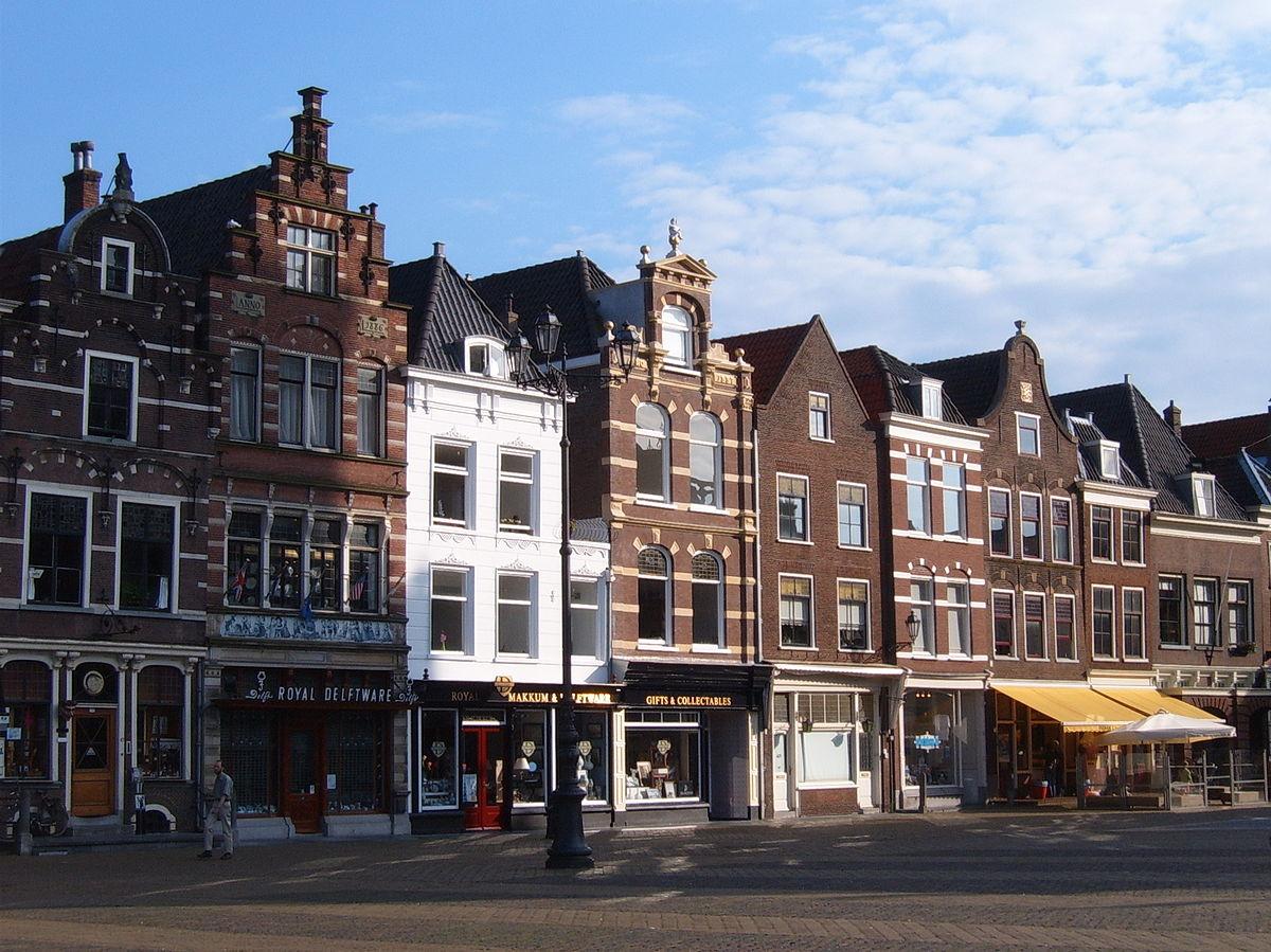 Olanda meridionale wikivoyage guida turistica di viaggio for Kamerverhuur rotterdam