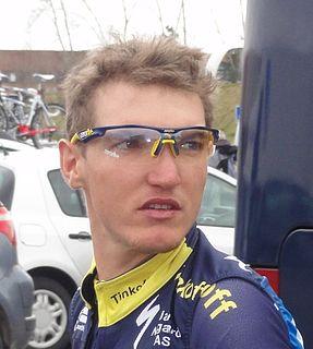 Jay McCarthy Australian cyclist
