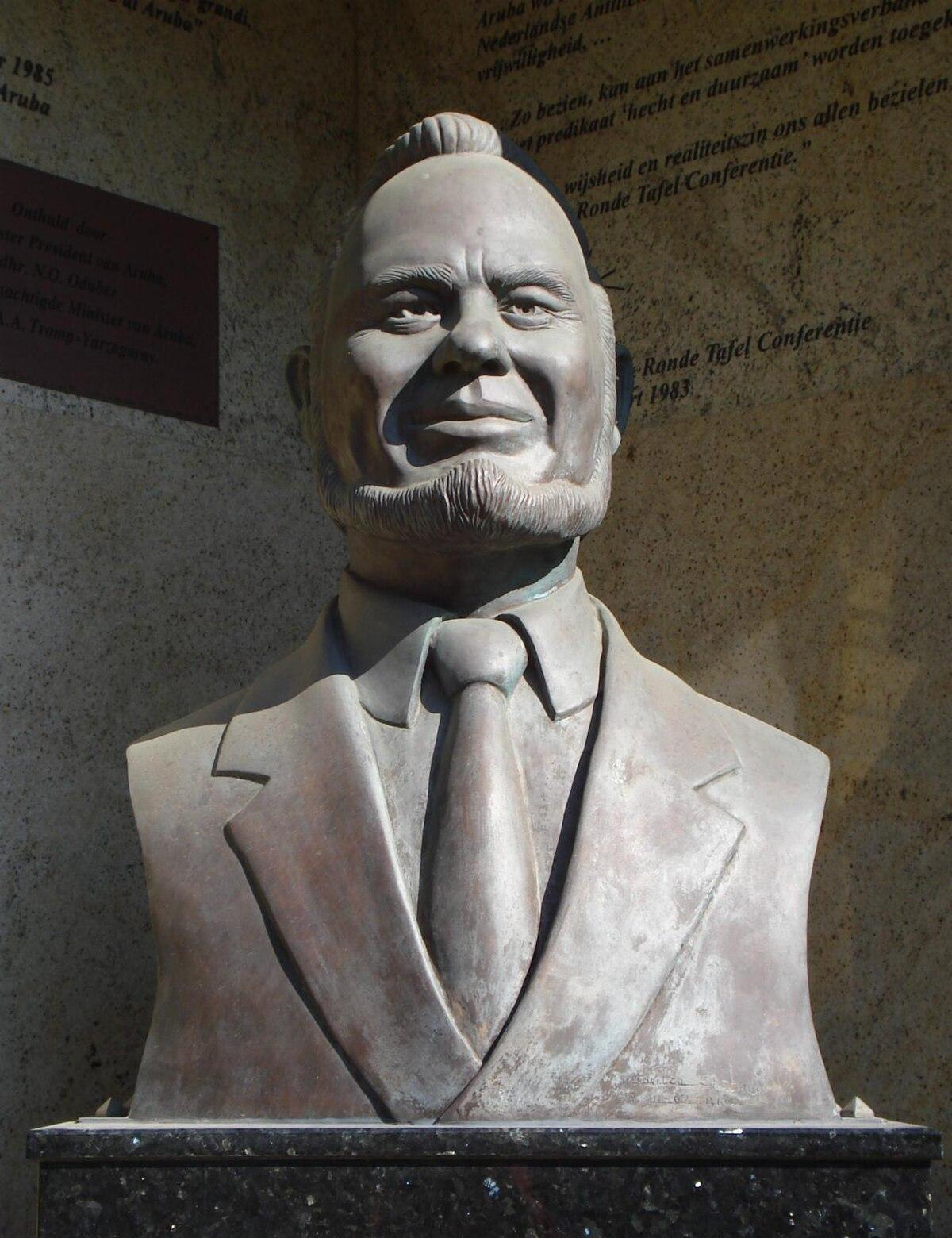Px Denhaag Monument Bettico Kroes