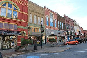 Denison, Texas - Denison Commercial Historic District