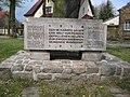 Denkmal 1.Weltkrieg 1914 - 1918 Wünsdorf - panoramio.jpg
