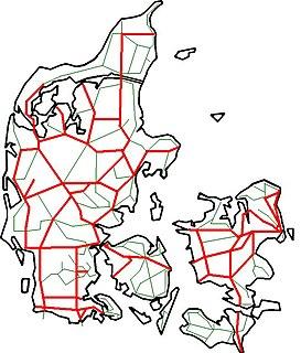 History of rail transport in Denmark