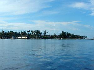 East Kalimantan - Image: Derawan 1