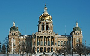 Des Moines 20090110 State Capitol.JPG
