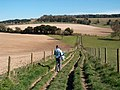 Descending Ashley Down - geograph.org.uk - 1609857.jpg