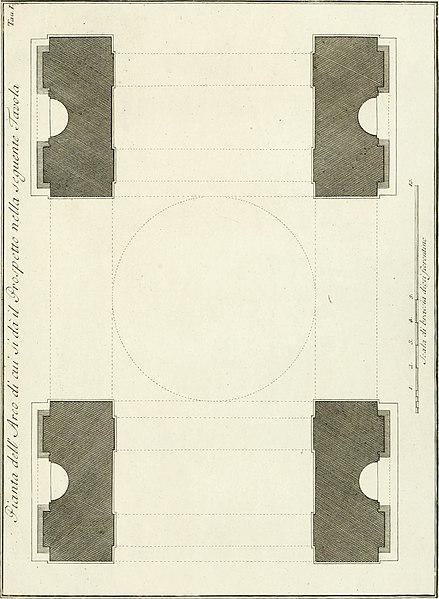 File:Descrizione dell' arco inalzato dalla nazione Britannica sulla piazza della città di Livorno - per l'ingresso fatto in essa il di XXVII. dicembre MDCCXXXI., dall' Altezza Reale del sereniss. Infante (14778815105).jpg