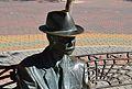 Detall de l'estàtua de Francisco Mira i Botella, Guardamar del Segura.JPG