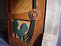 Detall de la porta de l'edifici Ferrer de València.jpg
