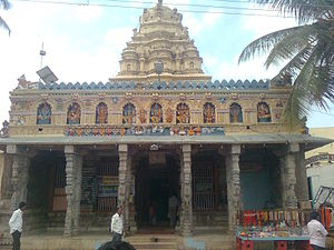 Kotturu, Karnataka - A temple in Kotturu