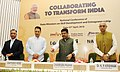 Dharmendra Pradhan at the inauguration of the National Conference of State Ministers on Skill Development and Entrepreneurship, in New Delhi.JPG