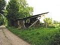 Dilapidated barn on Love Lane - geograph.org.uk - 53206.jpg