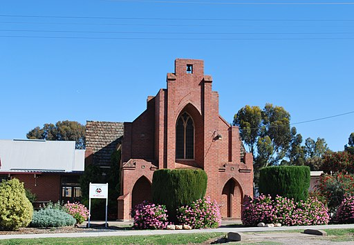 Dimboola Uniting Church