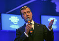 Dimitry Medvedev - World Economic Forum Annual Meeting 2011-1.jpg
