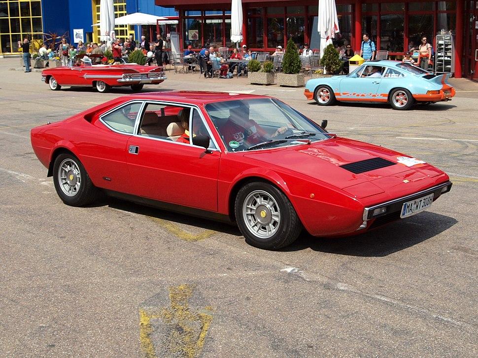 Dino GT4 p1