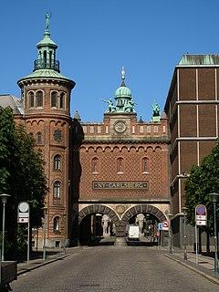 Carlsberg (district) District in Copenhagen