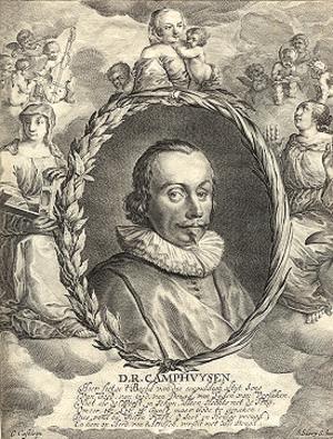 Dirk Rafaelsz Camphuysen - Image: Dirck Rafaëlszn Camphuysen