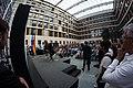 Diskussionsrunde mit Bundesaußenminister Frank-Walter Steinmeier (20360363273).jpg